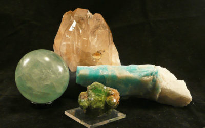 4 Healing Crystals To Use Right Now